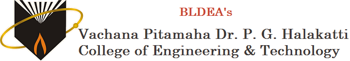 BLDEA's VP Dr PG Halakatti College of Engineering & Technology