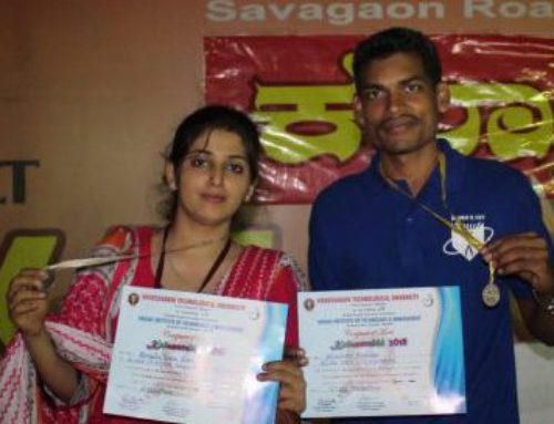 Students of BLDEACET, Secure Gold and Bronze Medals in VTU Youth Fest