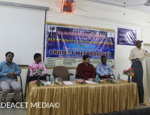 Two Days Workshop On Project Methodology On 23rd & 24th Feb 2019